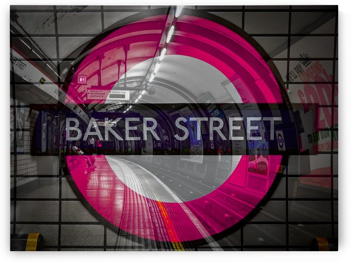 Baker Street by Verinder Grewal Photography