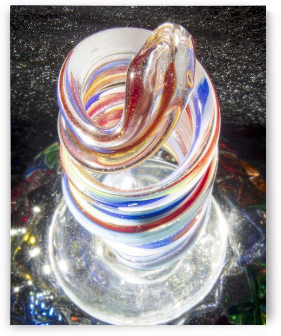 Snake of Galaxies by Luigi Girola