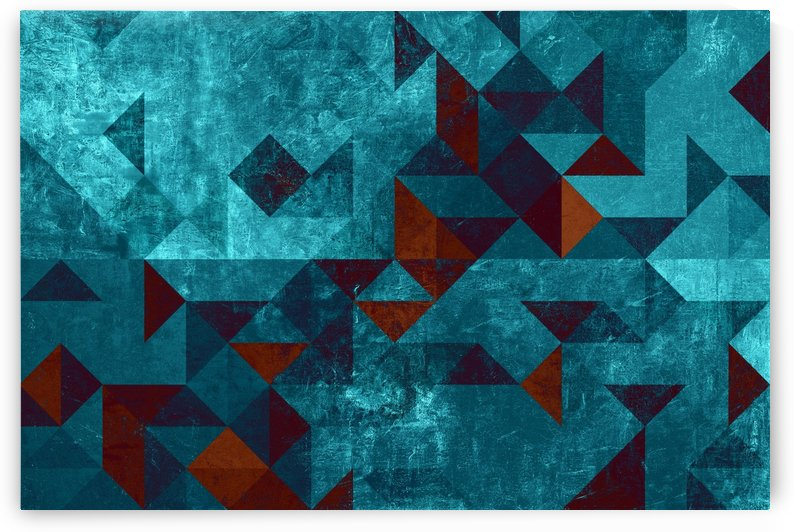 Abstract Geometric nº 03 by Adriano Oliveira