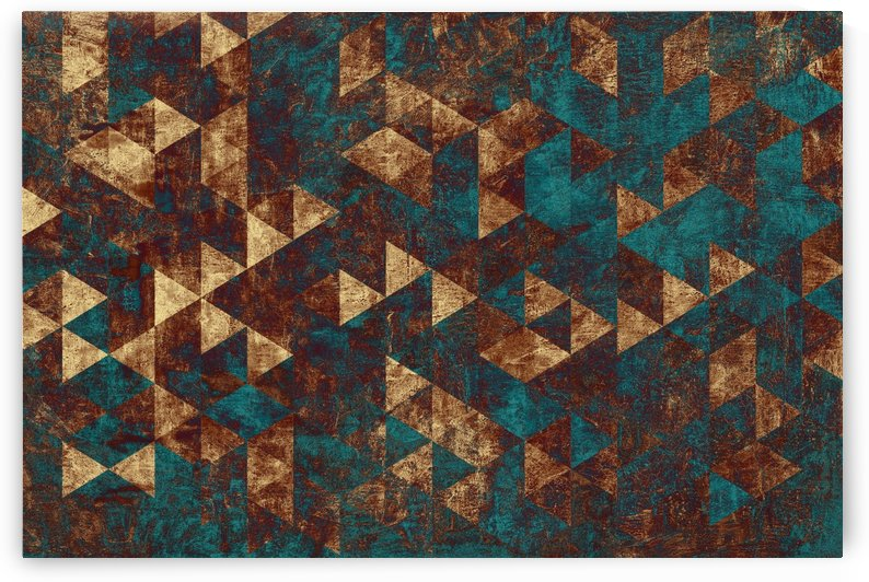 Abstract Geometric nº 05 by Adriano Oliveira
