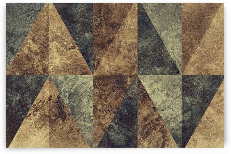 Abstract Geometric nº 06 - Large by Adriano Oliveira