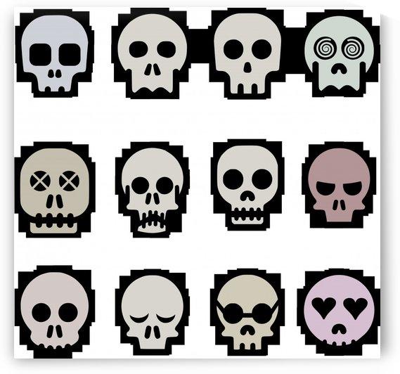 avatar emotions icon by Shamudy