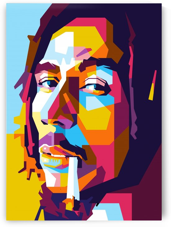 Bob Marley by wpaprint
