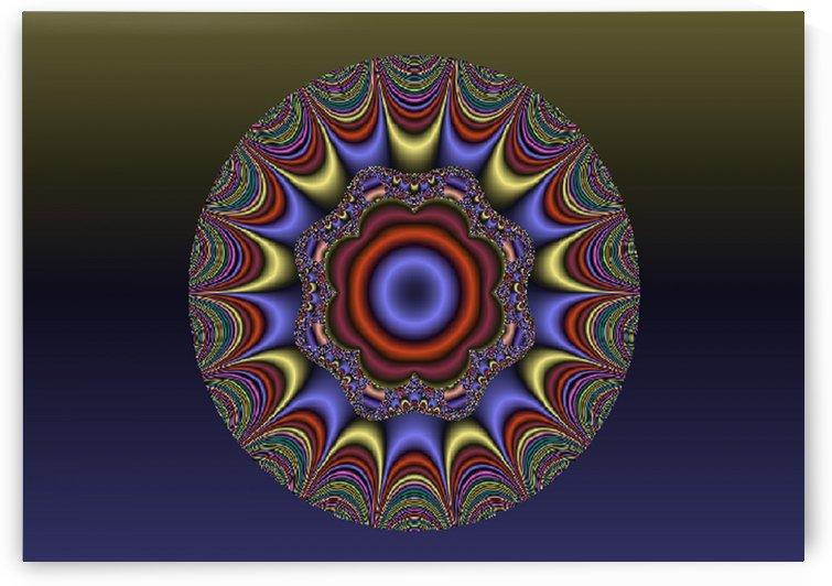 Fractal Pattern 1 by Matthew Lacey