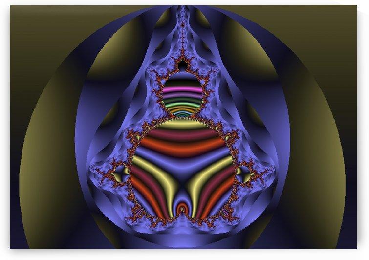 Fractal Pattern 2 by Matthew Lacey