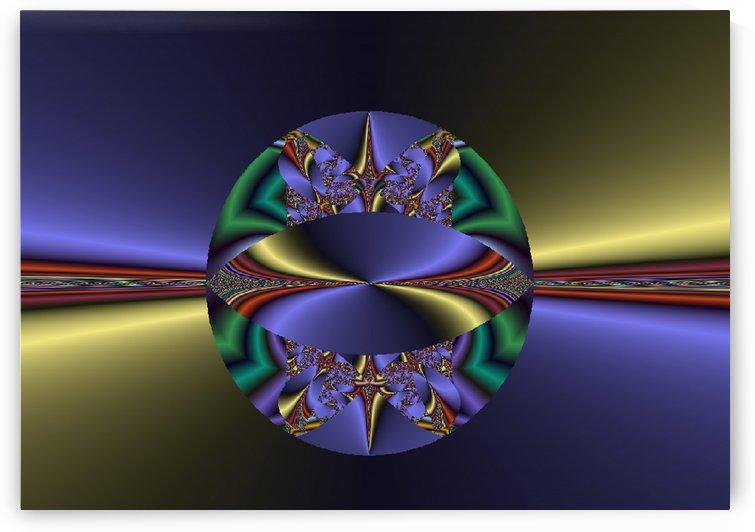 Fractal Pattern 4 by Matthew Lacey