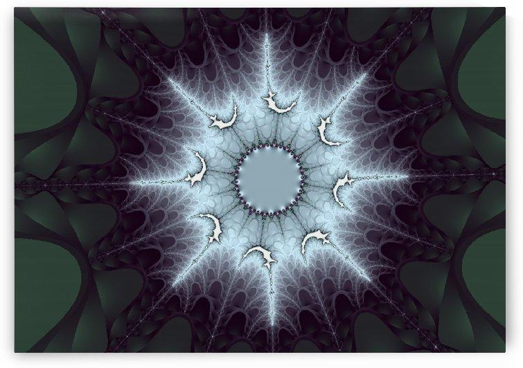 Fractal Pattern 5 by Matthew Lacey