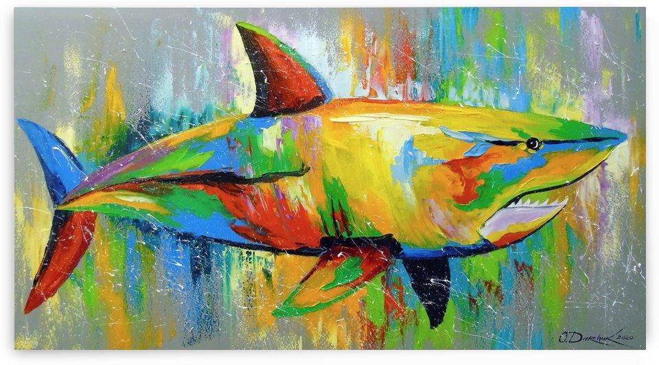 Shark  by Olha Darchuk