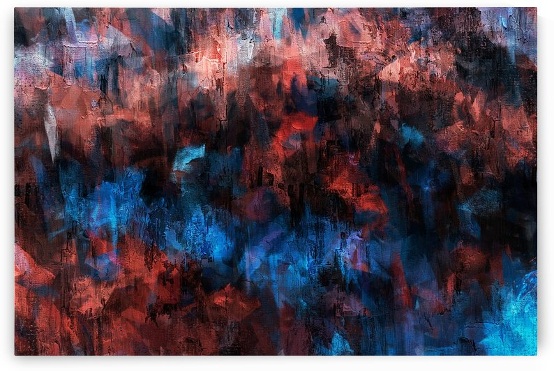 Acrylic Digital Painting nº 05 by Adriano Oliveira