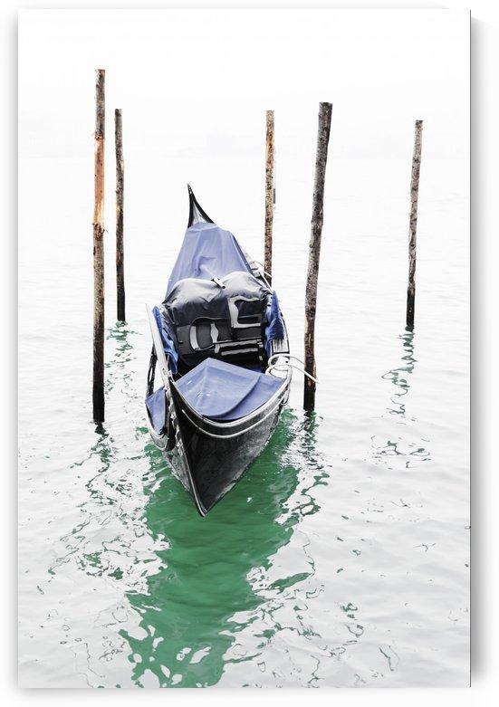 Winter in Venice by Luigi Girola