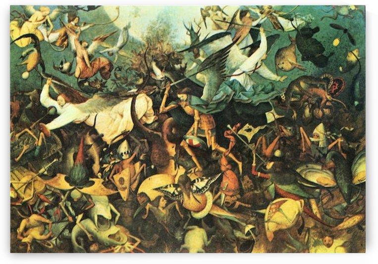 Fall of the Angelsby Pieter Bruegel by Pieter Bruegel