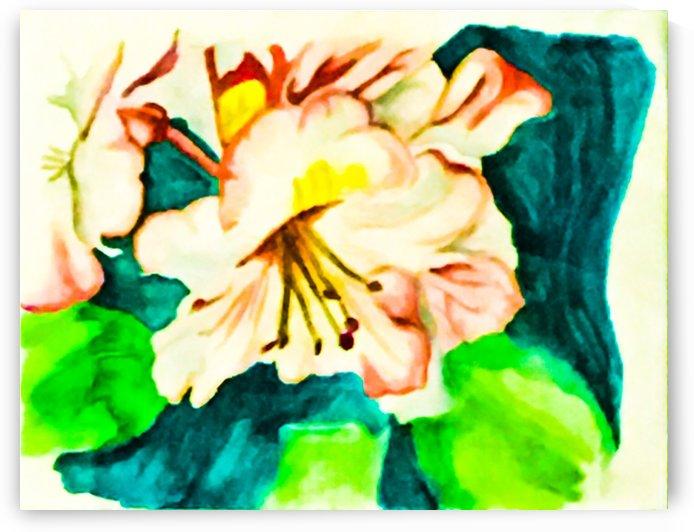 Radiant Flowers  by GaleriaGrupoArte