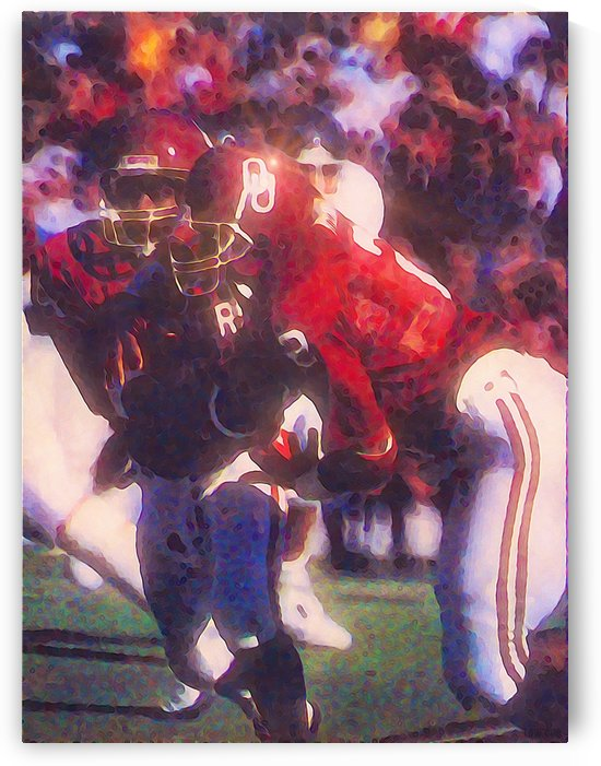 Oklahoma Sooners Triple Option 1985 by Row One Brand