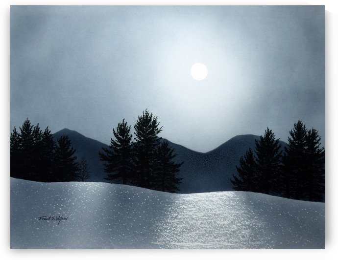 Snow Light by Frank Wilson