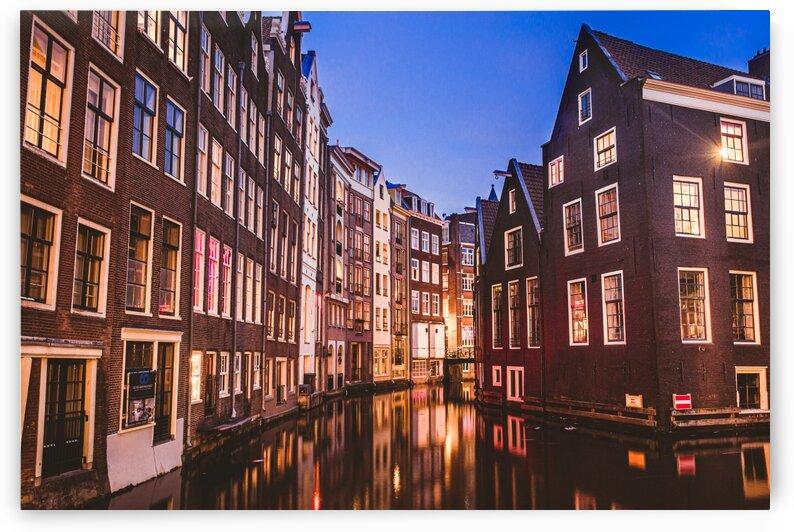 Amsterdam Lights by Sebastian Dietl