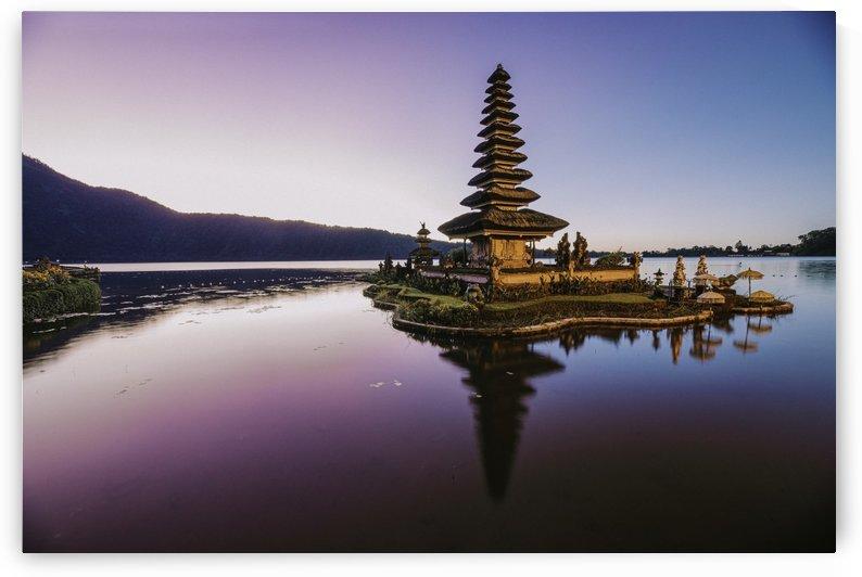 Sunrise in Bali by Sebastian Dietl