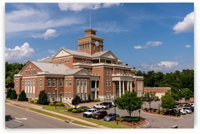 North Augusta Municipal Building 9310 by The Photourist - Sanjeev Singhal