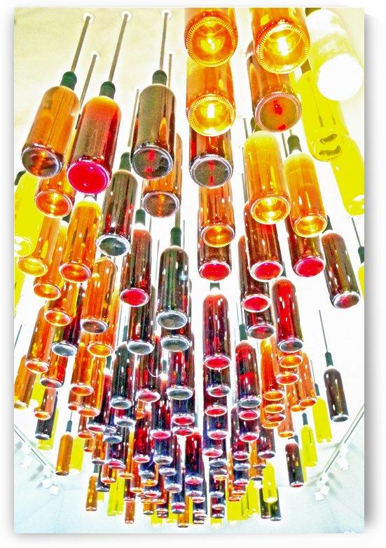 Bottles by Luigi Girola