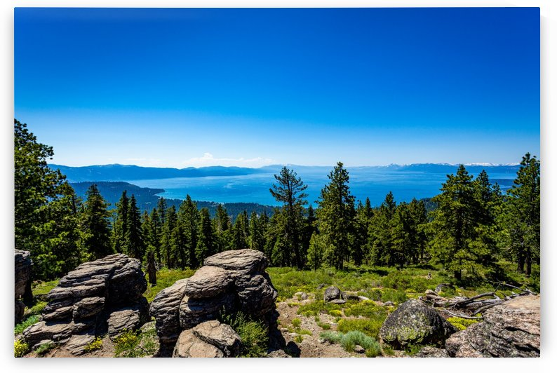Lake Tahoe 8646 by The Photourist - Sanjeev Singhal