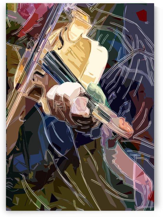 Irish fiddle by Mark Fleming
