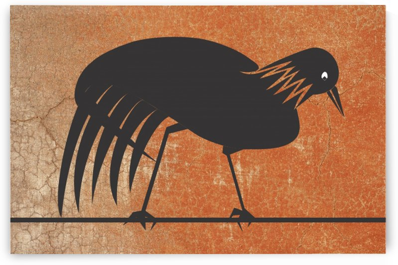 Oiseau Bird 4 by Createm