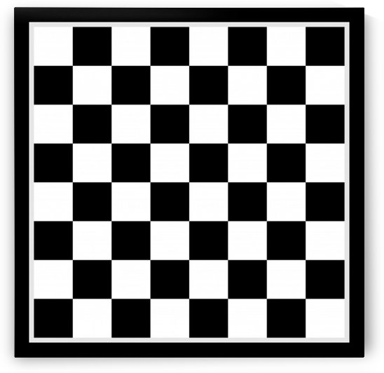 chess board background design by Shamudy