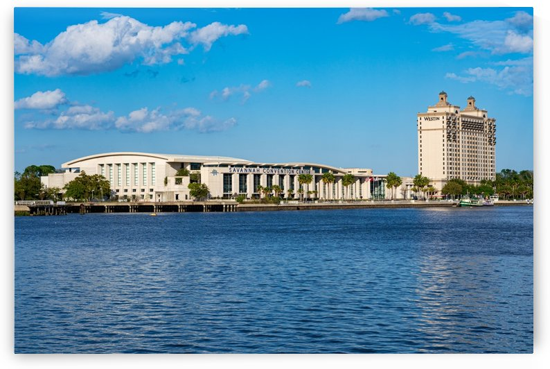 Convention Center   Savannah 03514 by The Photourist - Sanjeev Singhal