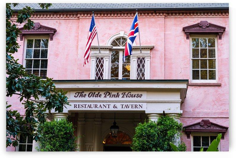 Olde Pink House   Savannah 03552 by @ThePhotourist