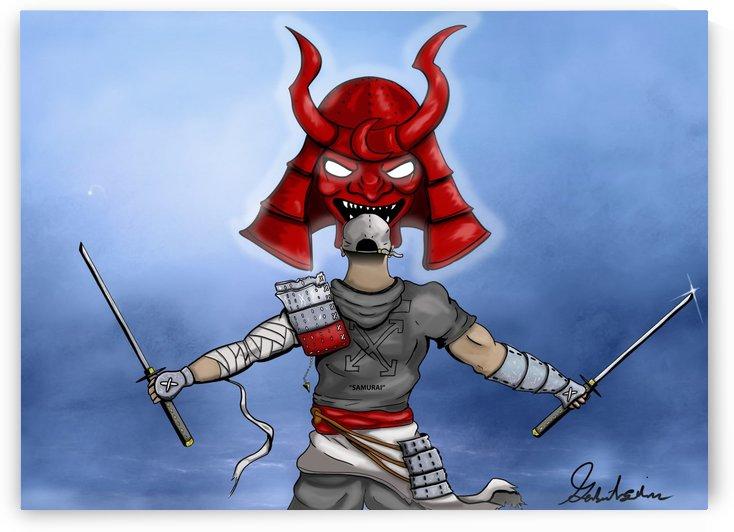 Samurai by Gabriel Aguiar