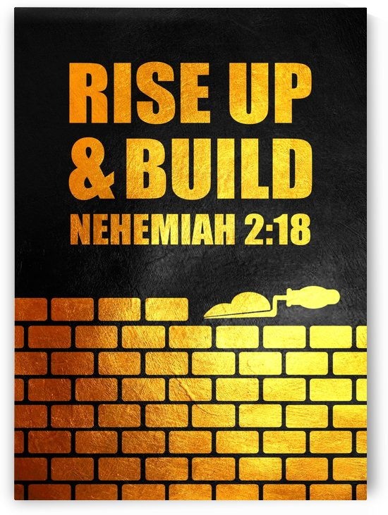 Nehemiah 2:18 by ABConcepts