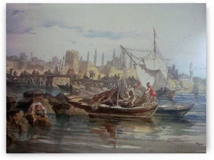Bosphorus by Amadeo Preziosi