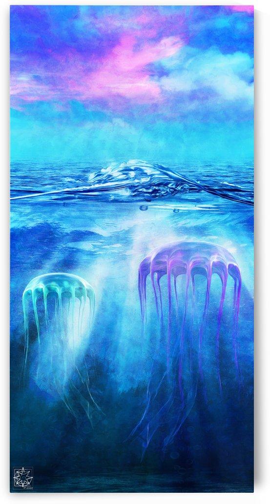 Undersea by ChrisHarrisArt