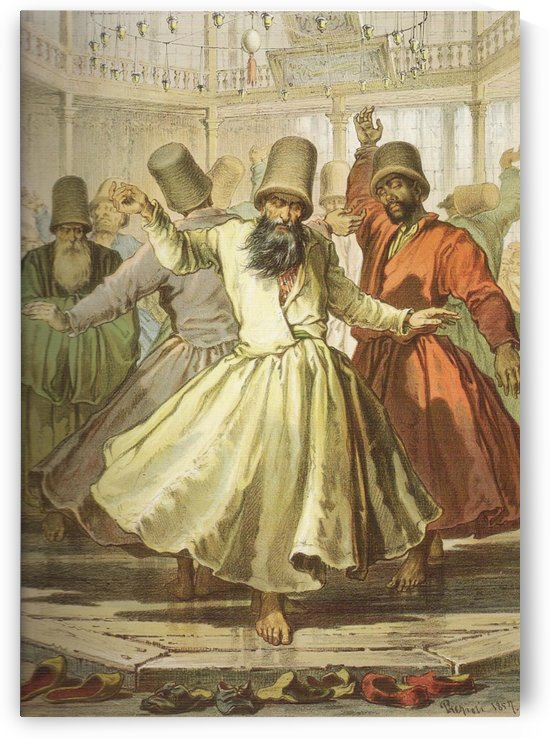 Dervish by Amadeo Preziosi