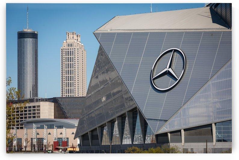 Mercedes Benz Stadium   Atlanta GA 6029 by @ThePhotourist