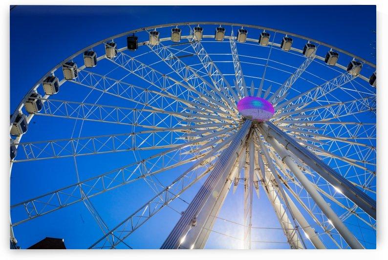Skyview Atlanta Ferris Wheel Centennial Park 3185 by @ThePhotourist