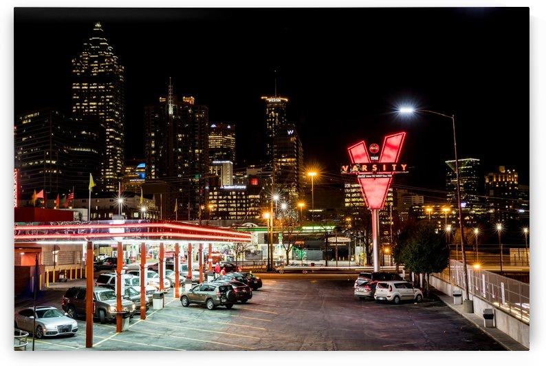 The Varsity at Night   Atlanta GA 2732 by @ThePhotourist