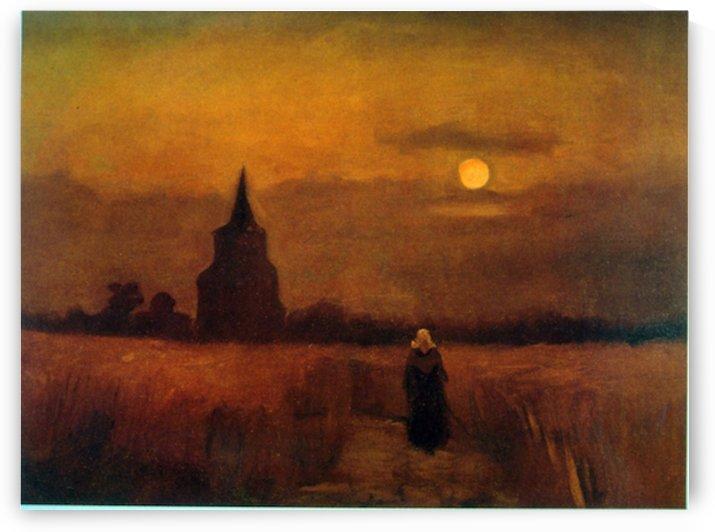 Fields by Van Gogh by Van Gogh