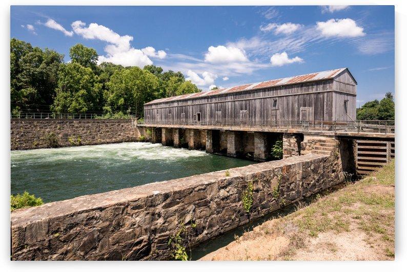 Augusta Canal Headgates at Savannah Rapids Park 0133 by The Photourist - Sanjeev Singhal