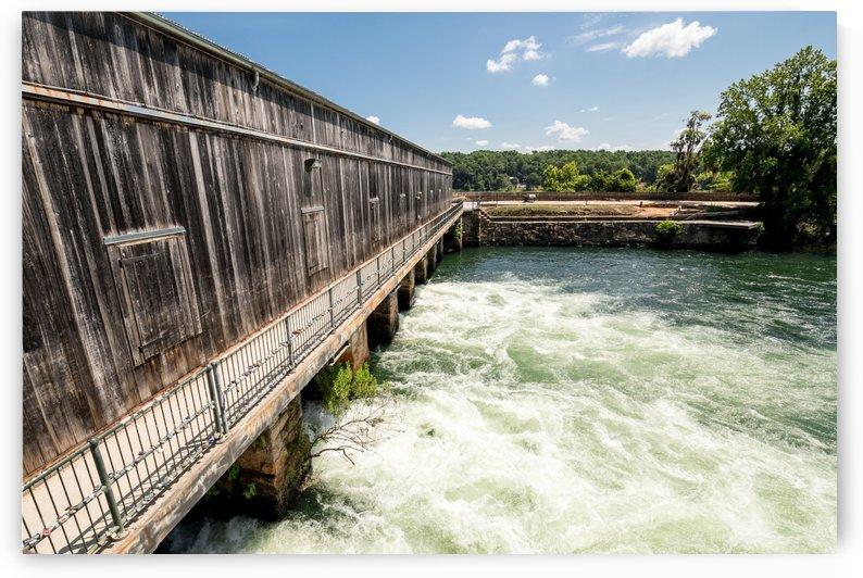 Augusta Canal Headgates at Savannah Rapids Park 0012 by @ThePhotourist