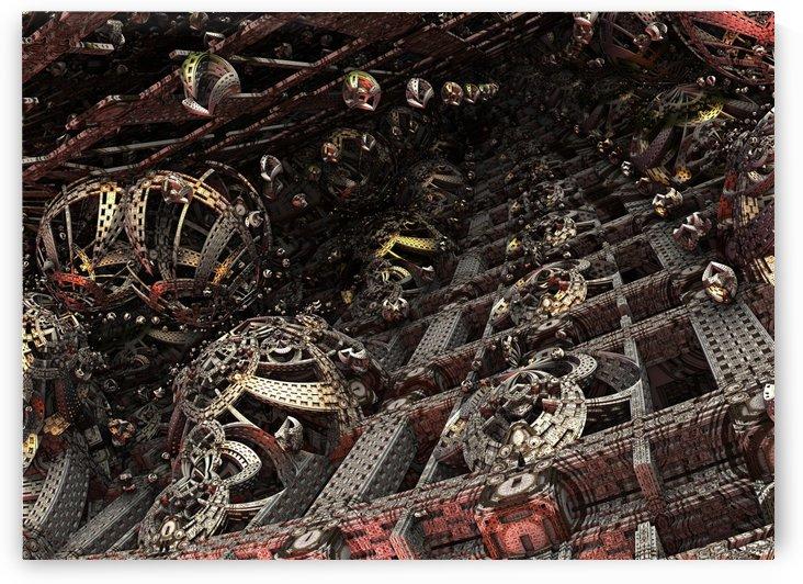 Infinitaz 4 by Jean-Francois Dupuis