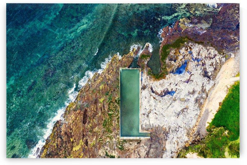 Rock Pool by Darko Sikman