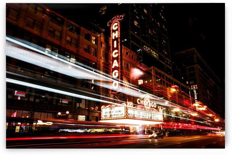 chicago illinois city urban by Shamudy