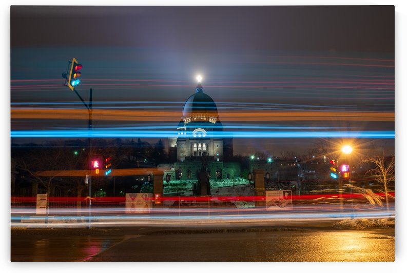 A traffic in St. Joseph Montreal by RezieMart