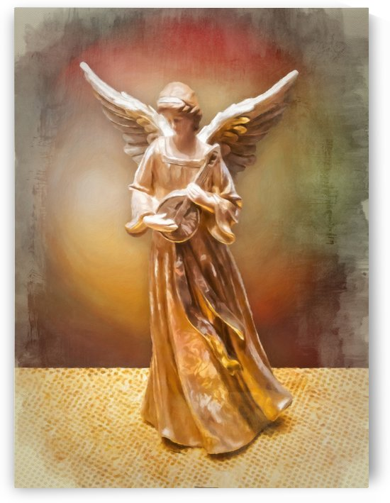 Gloria In Excelsis Deo by Leslie Montgomery