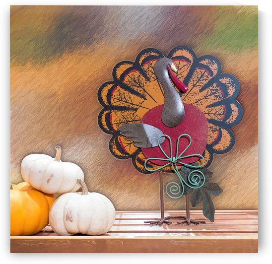 Gobble Gobble On The Shelf by Leslie Montgomery