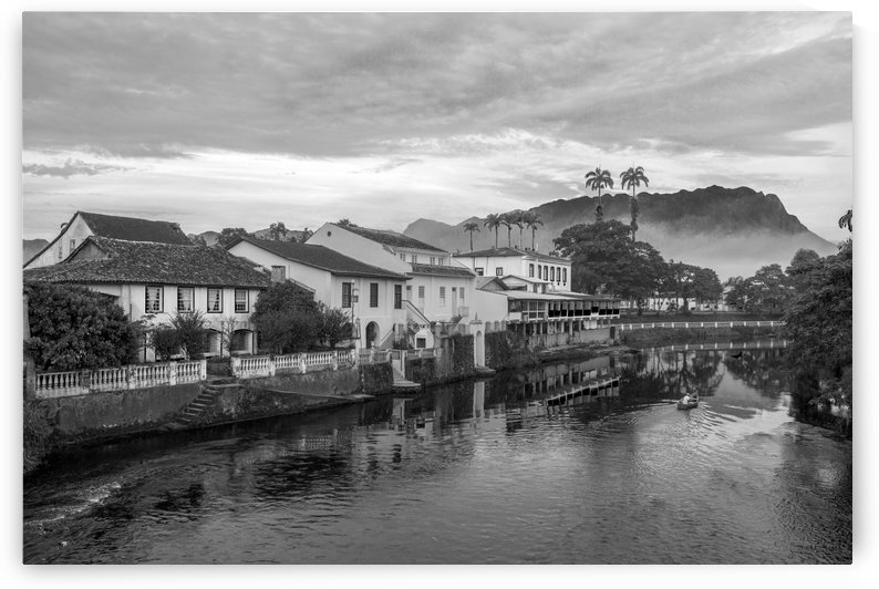 Morretes I by Carlos Wood