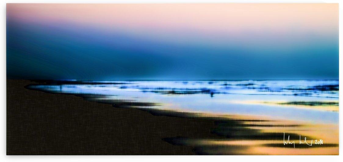 Beach III by Carlos Wood