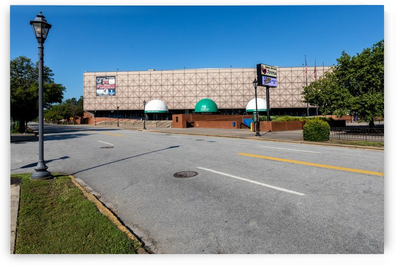 James Brown Arena   Augusta Civic Center GA 1726 by @ThePhotourist