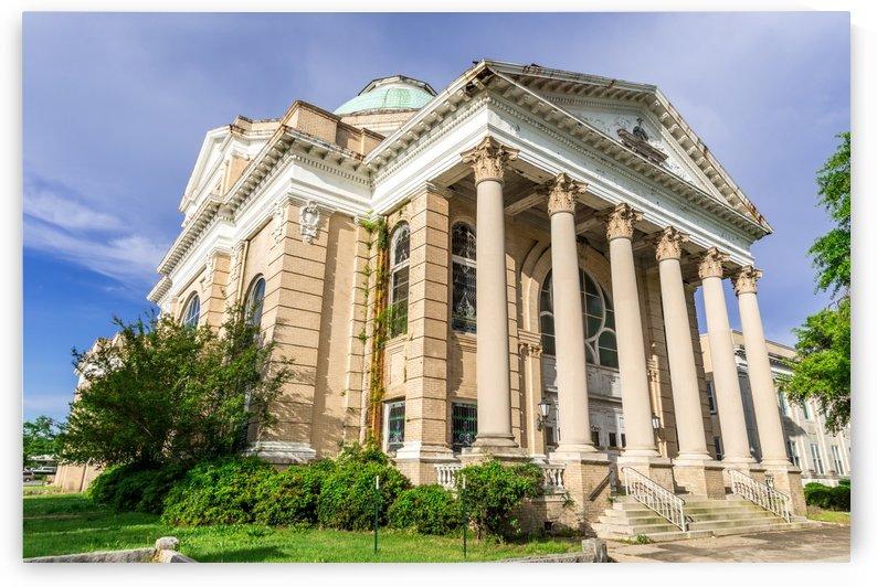 Historic First Baptist Church Augusta 7937 by @ThePhotourist