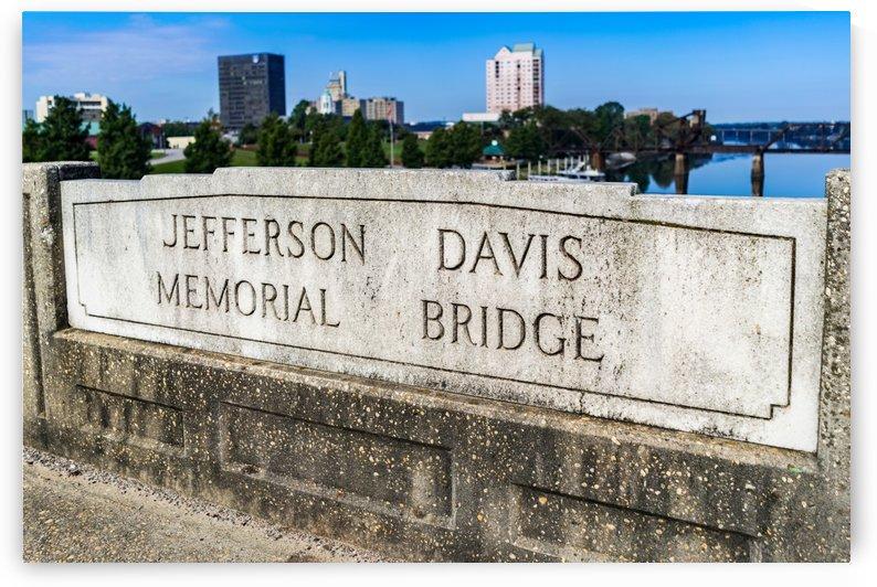 Jefferson Davis Memorial Bridge   Augusta GA 3902 by @ThePhotourist